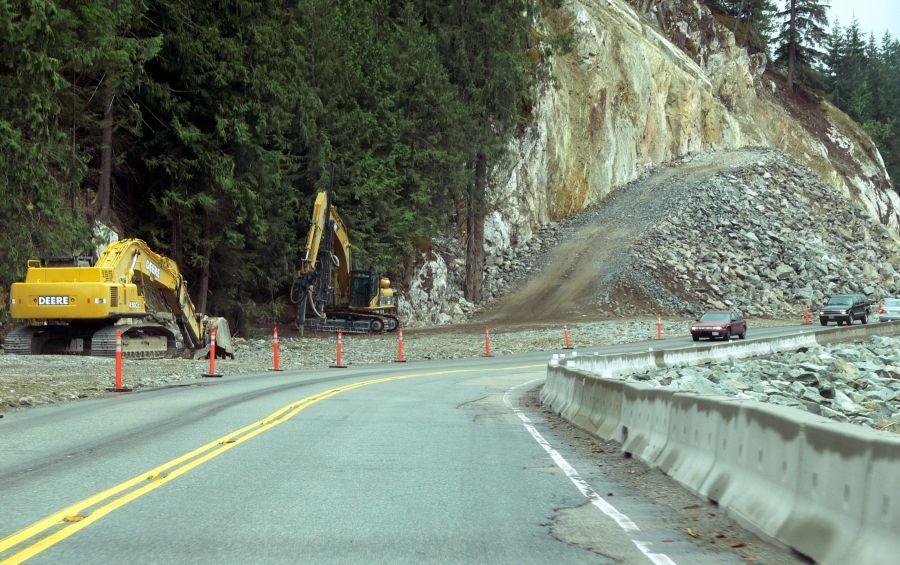 Newsroom Road construction, Road work, Road