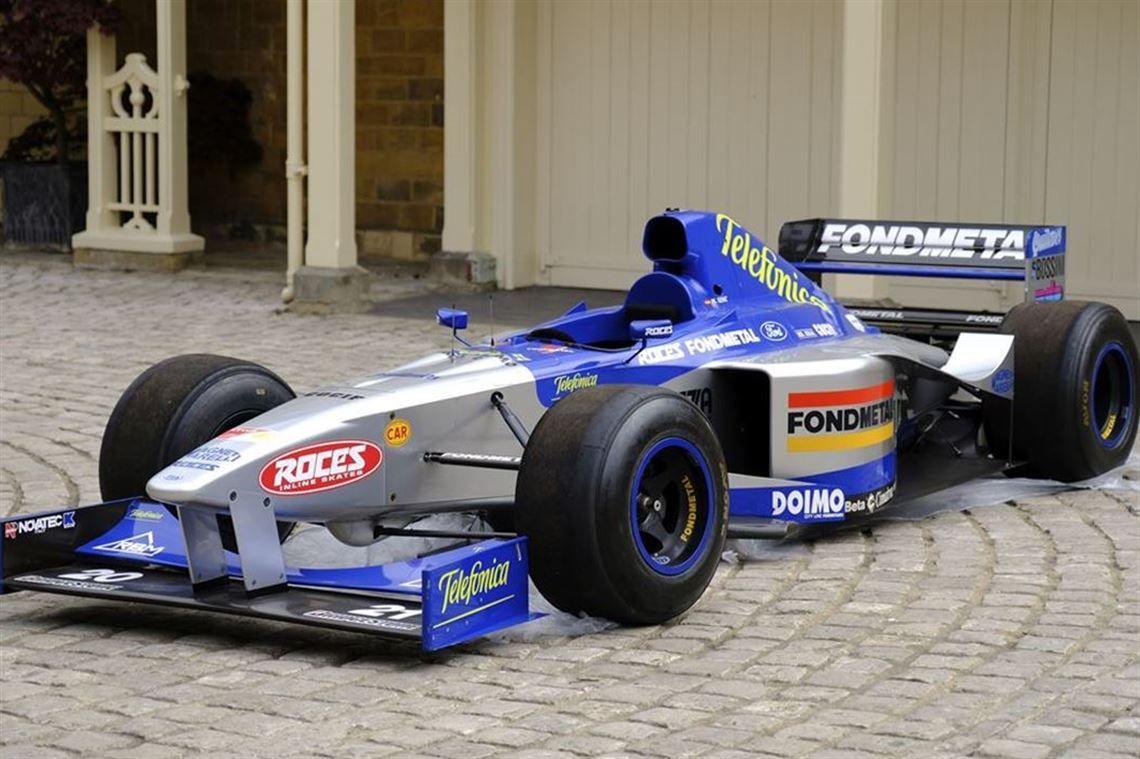 Formula 1 Parts Sale