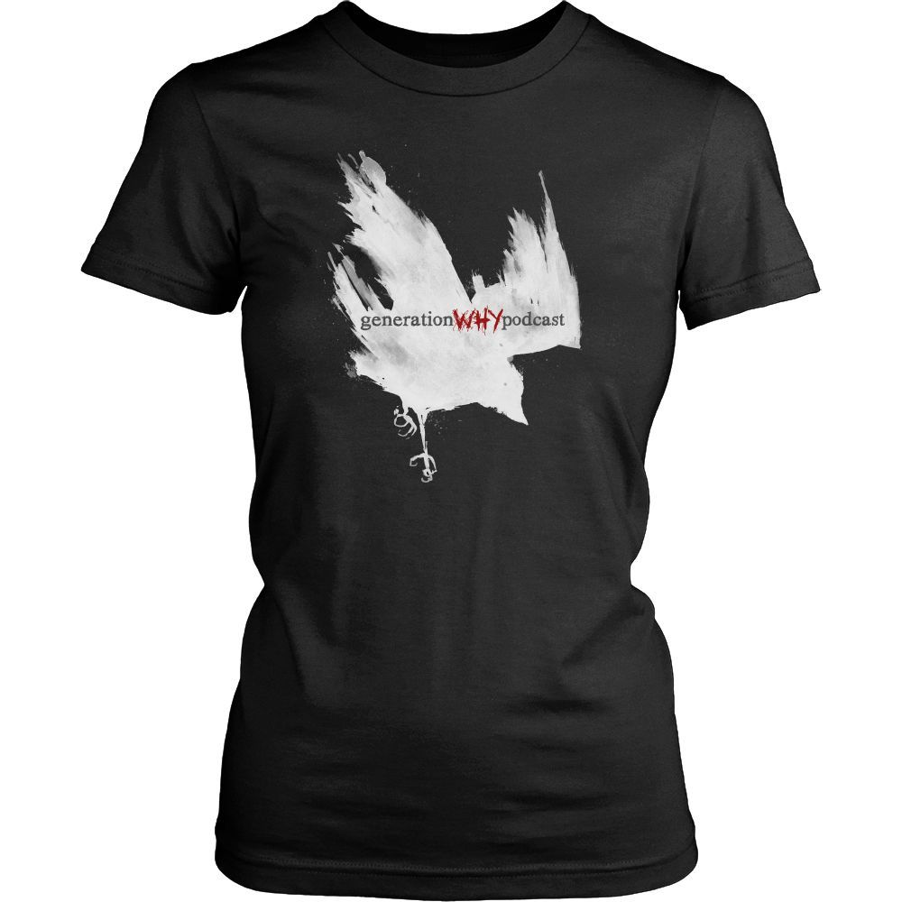 Crow Design Women's Fitted Tee