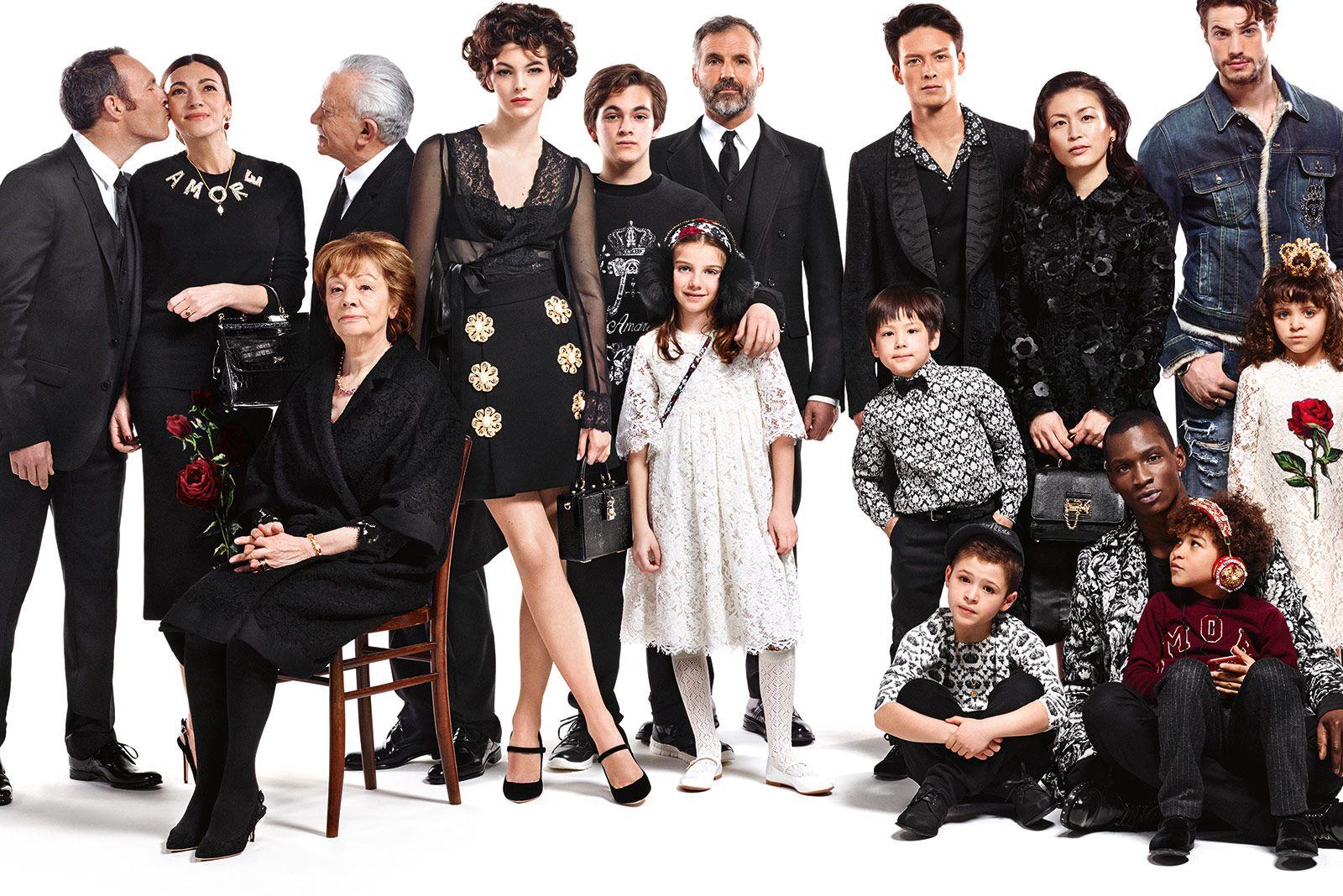 фотосессия моя большая итальянская семья учитываются