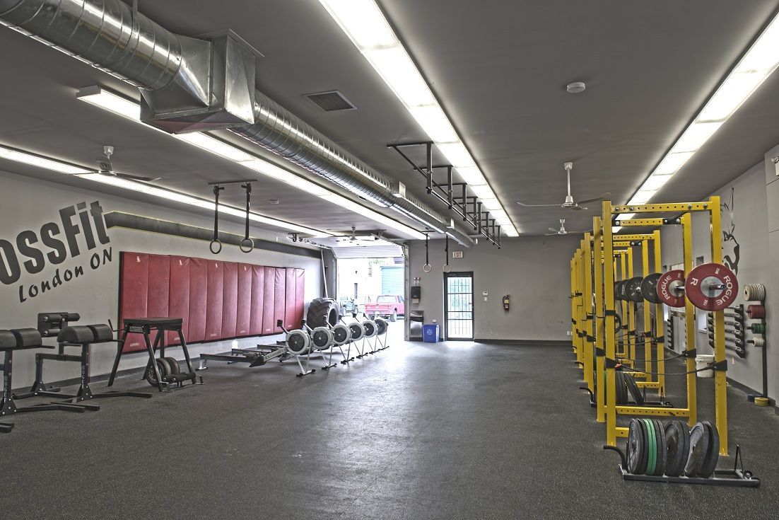warehouse gym design - cerca con google | idea locale | pinterest