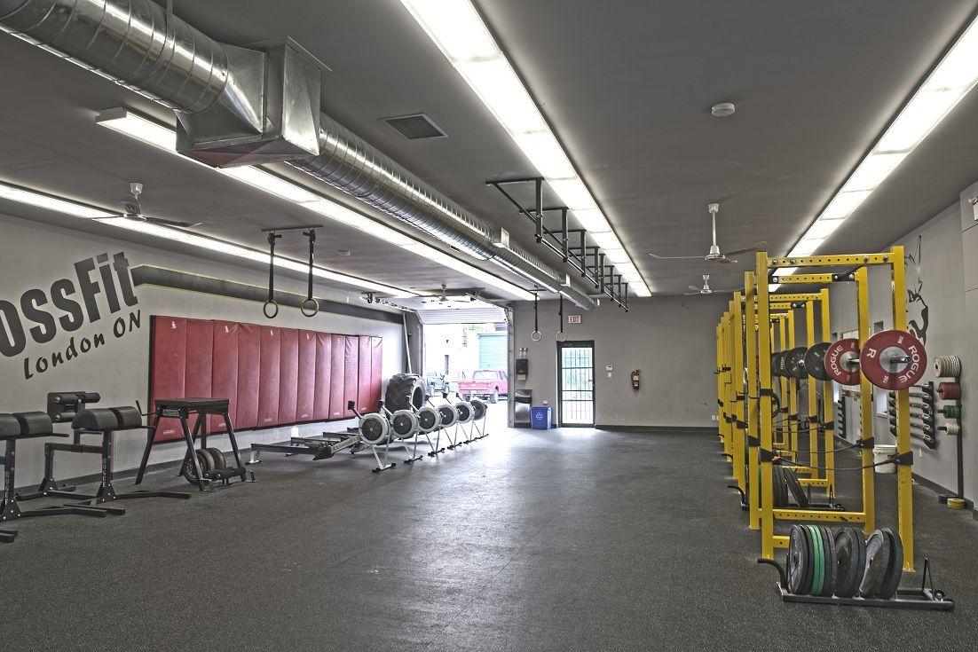 Crossfit Gym Design Gym Design Warehouse Gym Crossfit Gym