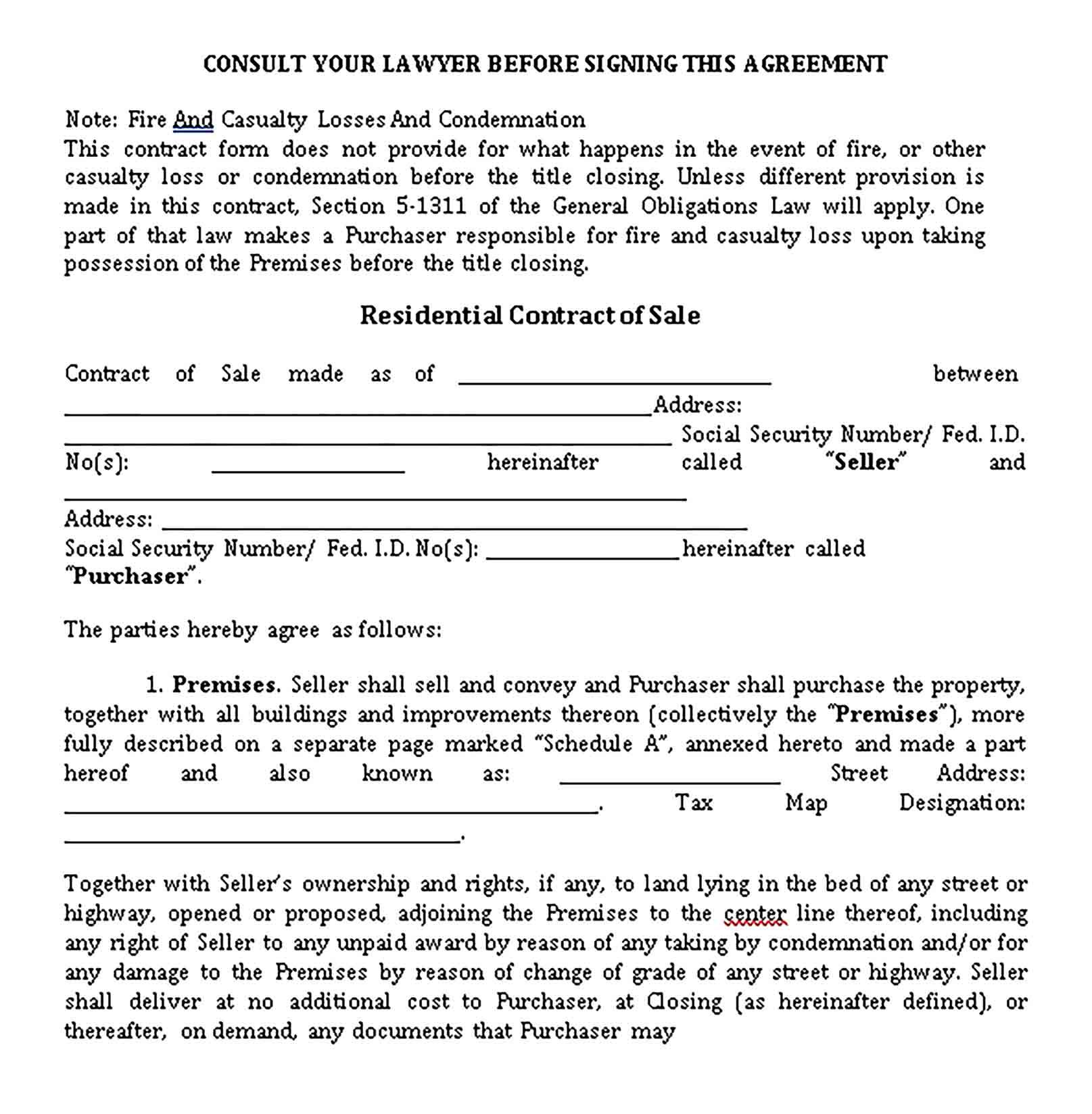 Describe the company, assets, and/or stock being transferred. Sample Real Estate Purchase Agreement Template Purchase Agreement Agreement Business Template