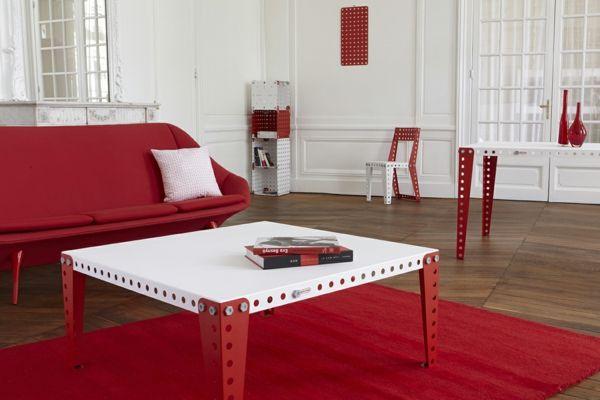 designer möbel wohnzimmermöbel modern couchtisch meccanno home