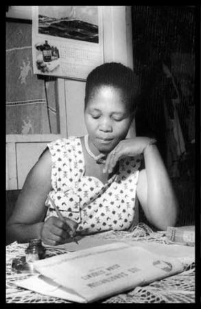essay about lillian ngoyi