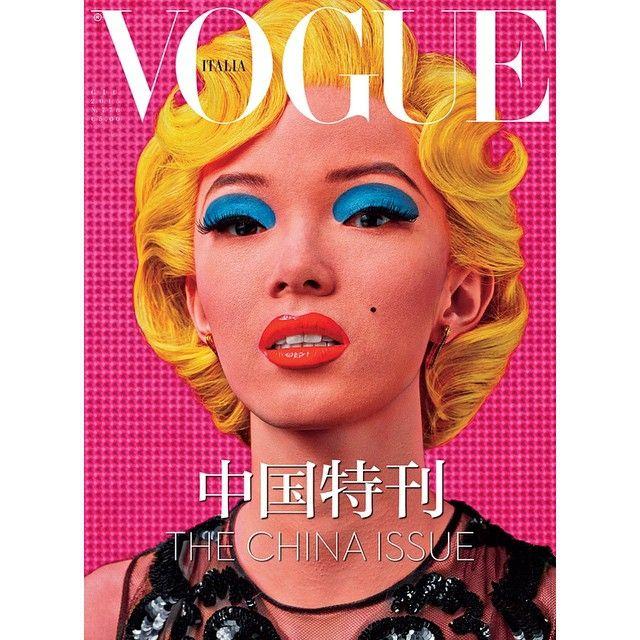 Vogue Italia via Instagram
