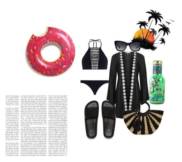 """Sans titre #126"" by neide-goncalvesbrito on Polyvore featuring mode, Melissa, Topshop, Zimmermann, Henri Bendel et Dolce&Gabbana"