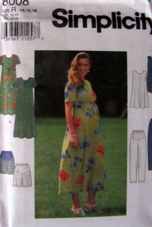 Plus size maternity sewing pattern long dress with short sleeves plus size maternity sewing pattern long dress with short sleeves long sleeveless top jeuxipadfo Choice Image