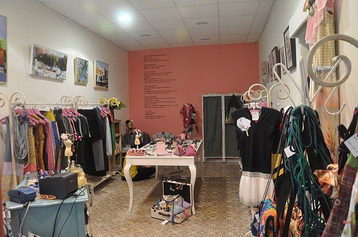 Foto tienda sevilla la seta coqueta sharo estilo for Tiendas de decoracion en sevilla