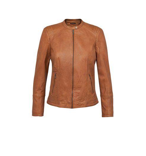 Achat de veste en cuir pour femme