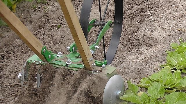 Attachments For Hoss Tools Wheel Hoe Cultivator Garden Cultivator Garden Hoe Garden Tools