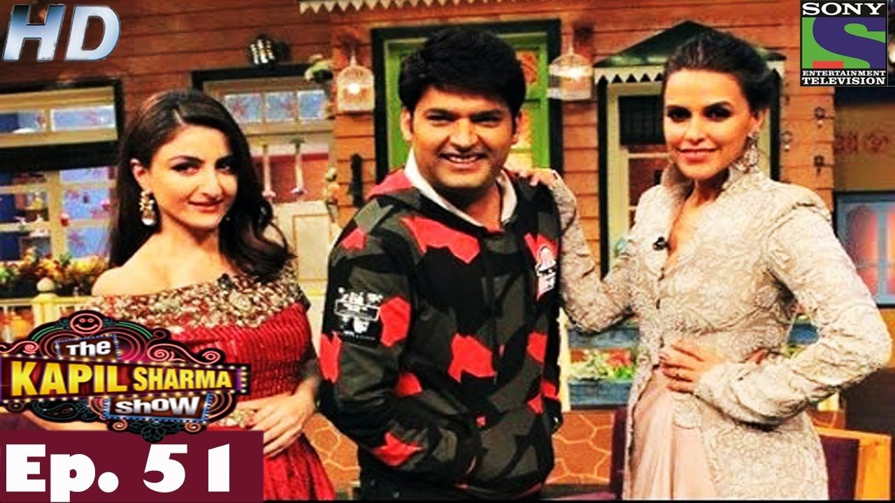 The kapil Sharma show - Episode 51 - Soha Ali Khan, Neha Dhupia