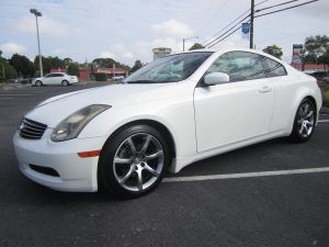 New 2004 Infiniti G35 Review Automotive First Drive