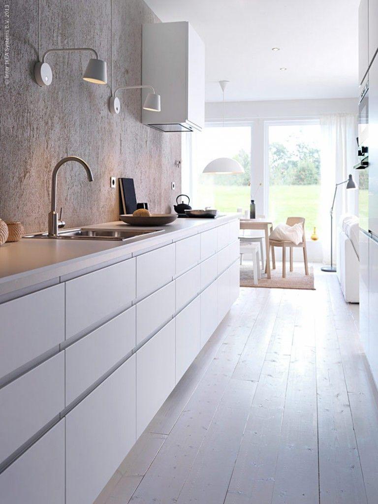 6 Motivi Per Scegliere Una Cucina Bianca House