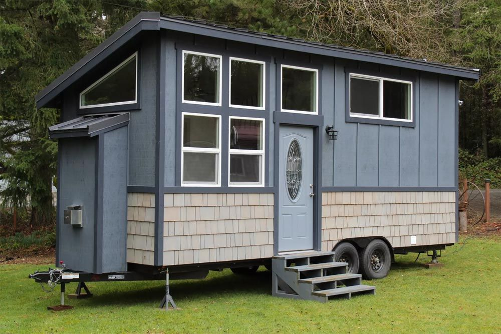 King S Loft By Tiny Houses Of Washington With Images