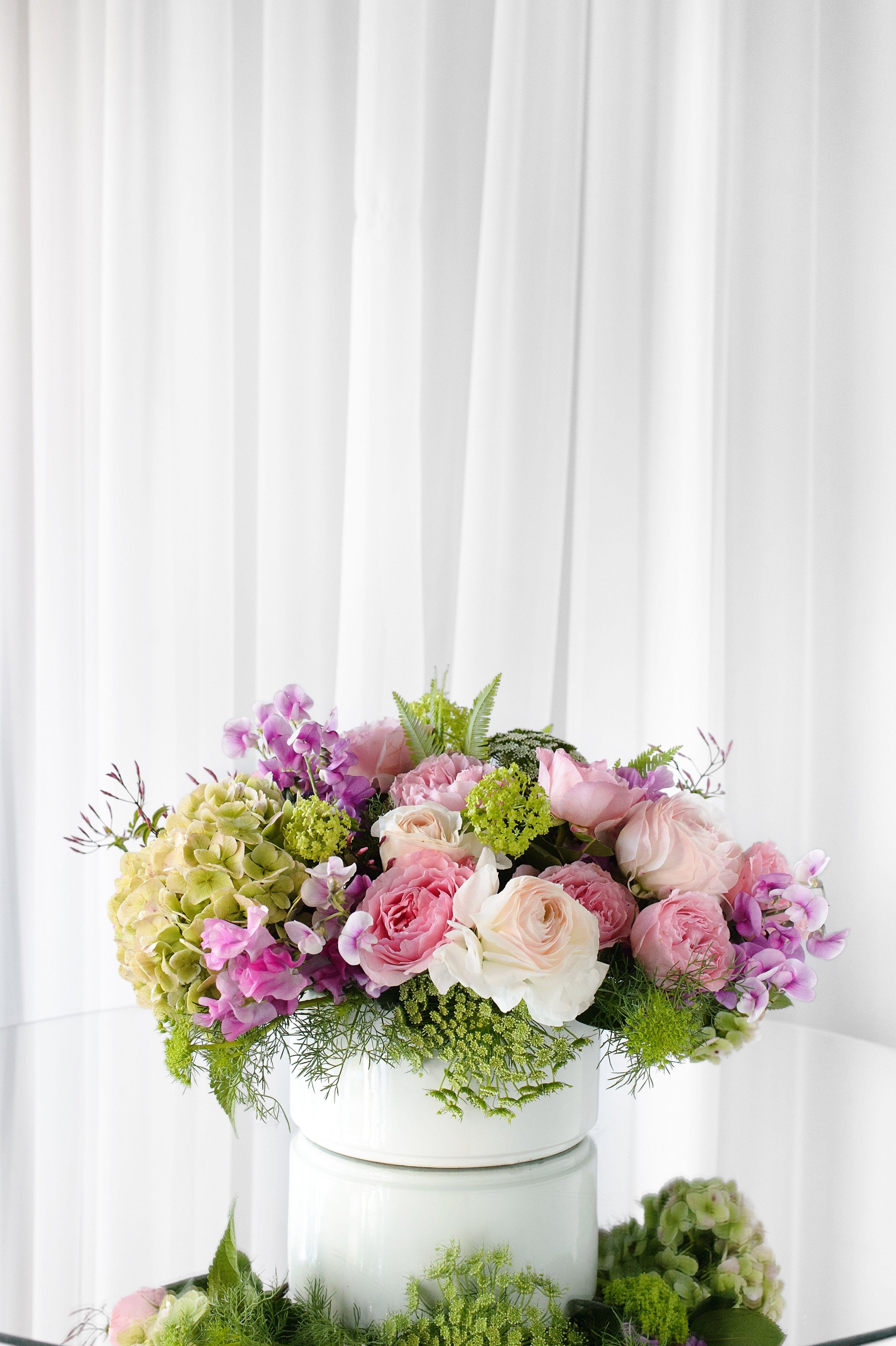 Whimsical Spring // Hidden Garden Flowers // Valentine's