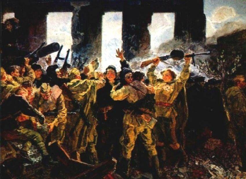 Картины о Великой Отечественной войне. Часть 10. (20 фото ...