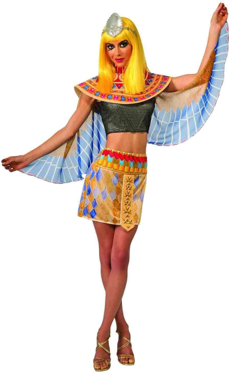 638c17ac50 Licensed Katy Perry Dark Horse Rock Star Diva Costume Adult Patra Singer  Egypt - Women