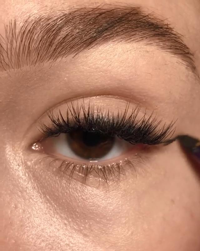 Photo of beginner makeup