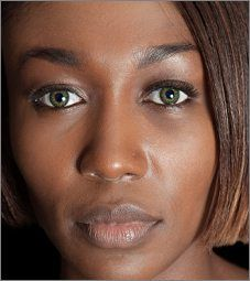 Dark Skin Green Eyes Colored Eye Contacts For Dark Skin Tone Colored Eye Contacts Com