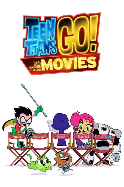 Watch Teen Titans Go To The Movies 2018 Online Free -2598