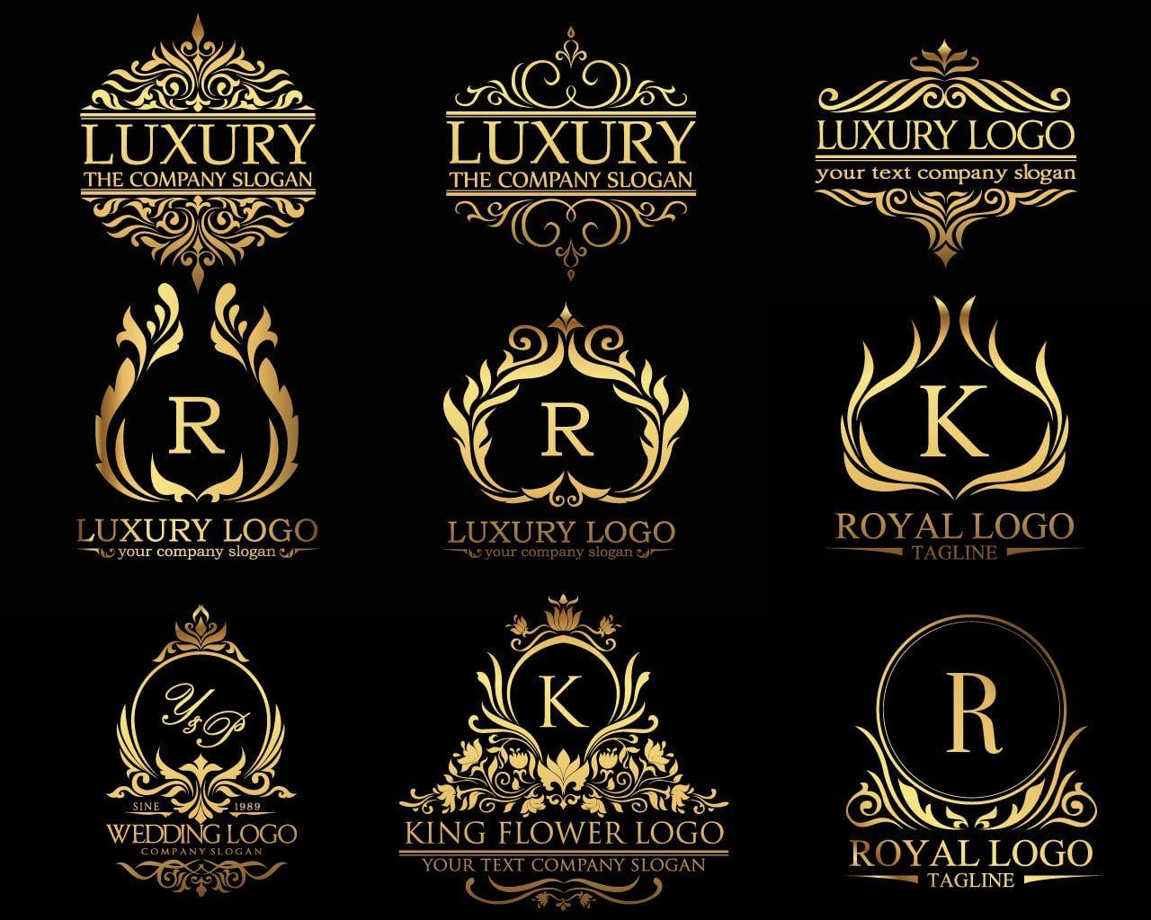 design luxury classic royal logo Royal logo, Luxury logo