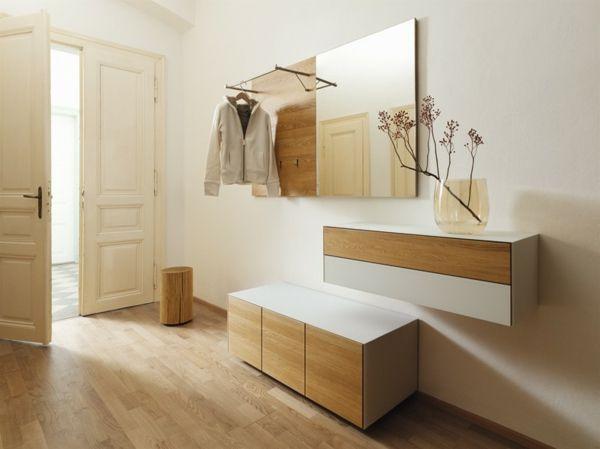 elegante gestaltung im vorraum | garderobe | pinterest, Innenarchitektur ideen