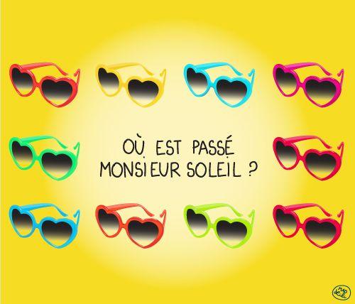 Soleil - Sunglasses