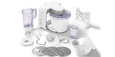 Küchenmaschine SilverCrest SKM 550 B1 Silber Mixer Mixer