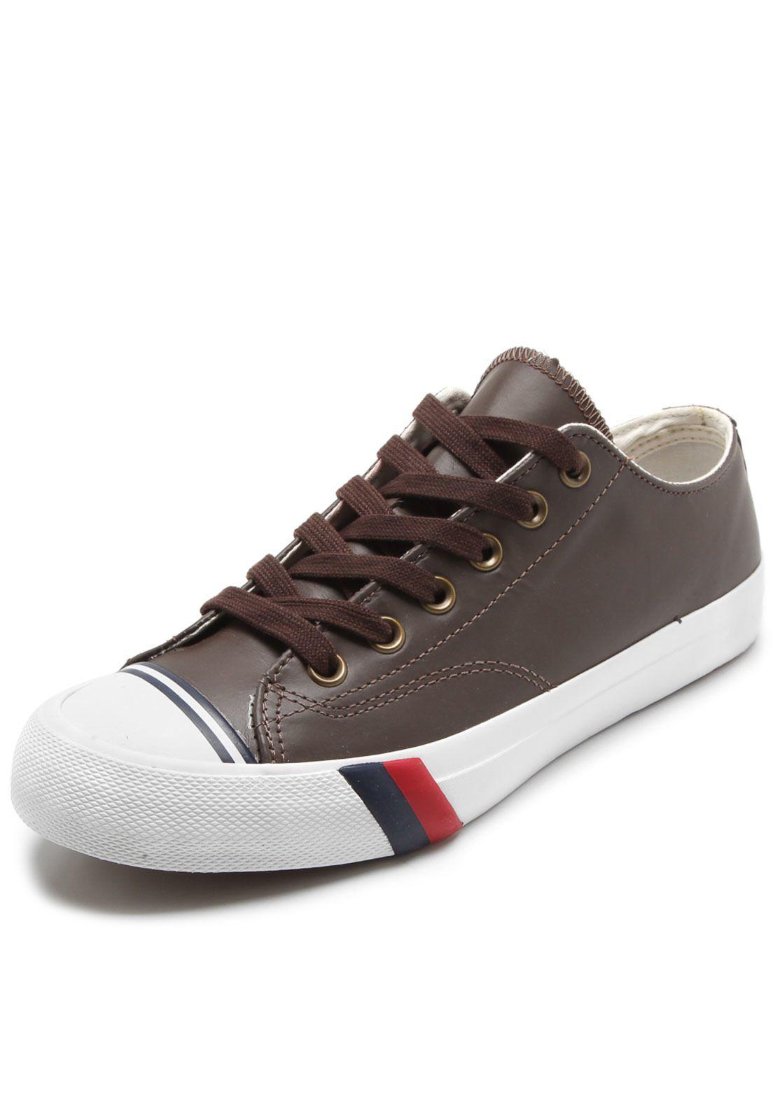 Tênis Pro Keds Royal Marrom   Sneakers