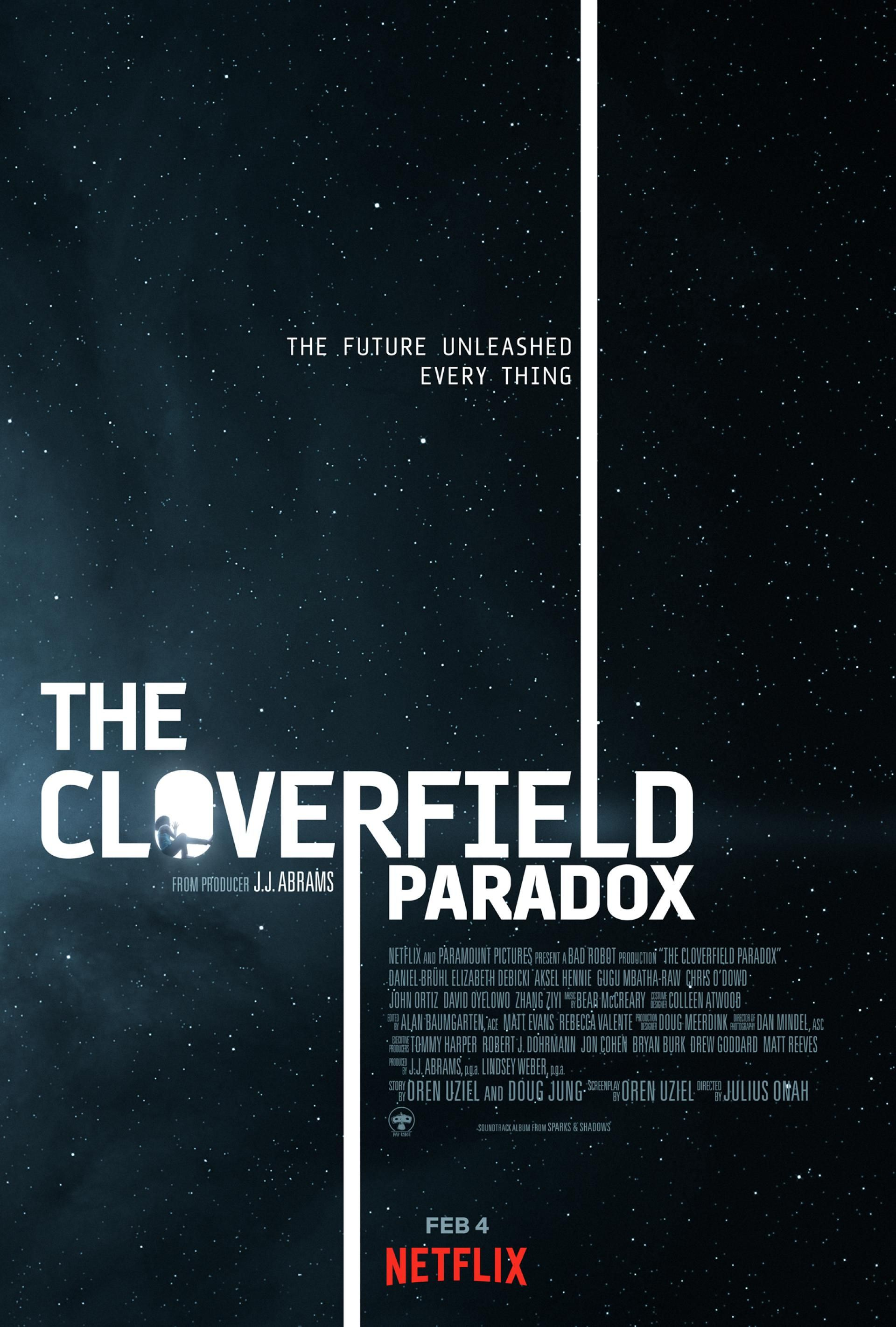 O Paradoxo Cloverfield The Cloverfield Paradox Julius Onah