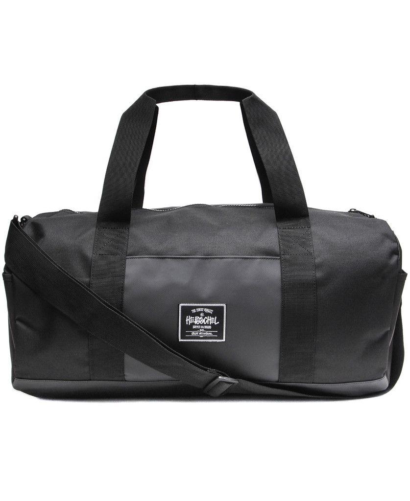 63eca2323ea3 Stussy x Herschel Supply Co. - Classic Large Duffle Bag (Black ...