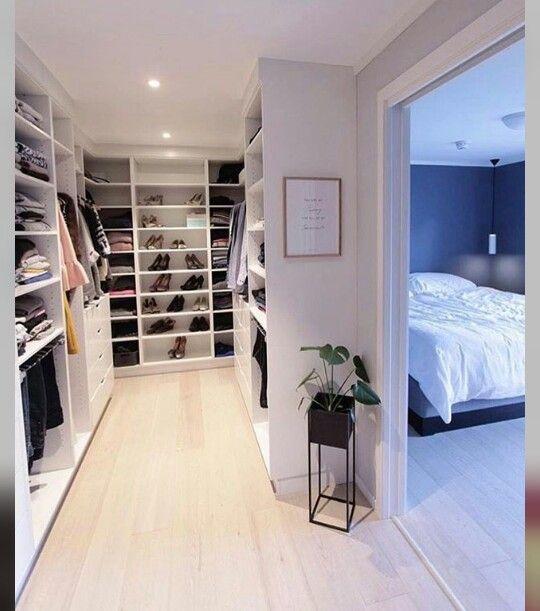 Wohnideen Schlafzimmer, Schlafzimmer Einrichten, Badezimmer, Begehbarer  Kleiderschrank, Ihr Stil, Inneneinrichtung, Umbau, Garderoben, Einrichten  Und Wohnen