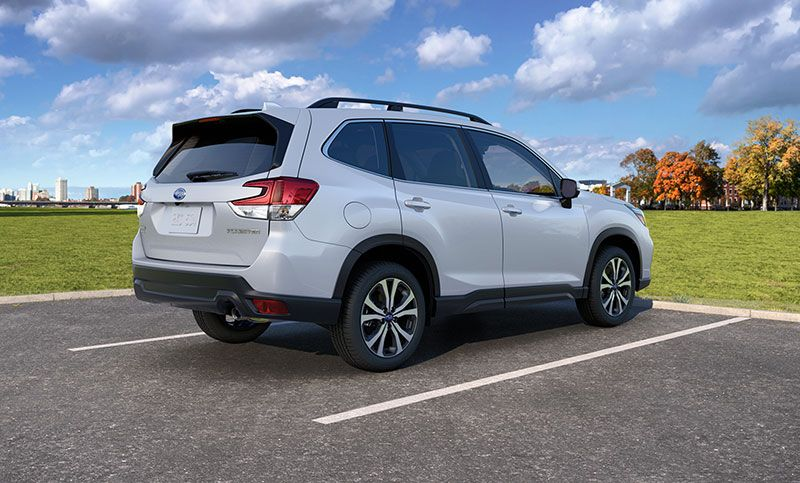 2019 subaru forester specs, colors and trims and more