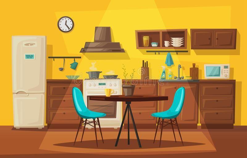 Resultat De Recherche D Images Pour Dessin Anime Cuisine Kitchen Cartoon Restaurant Wordpress Themes Ecommerce Platforms