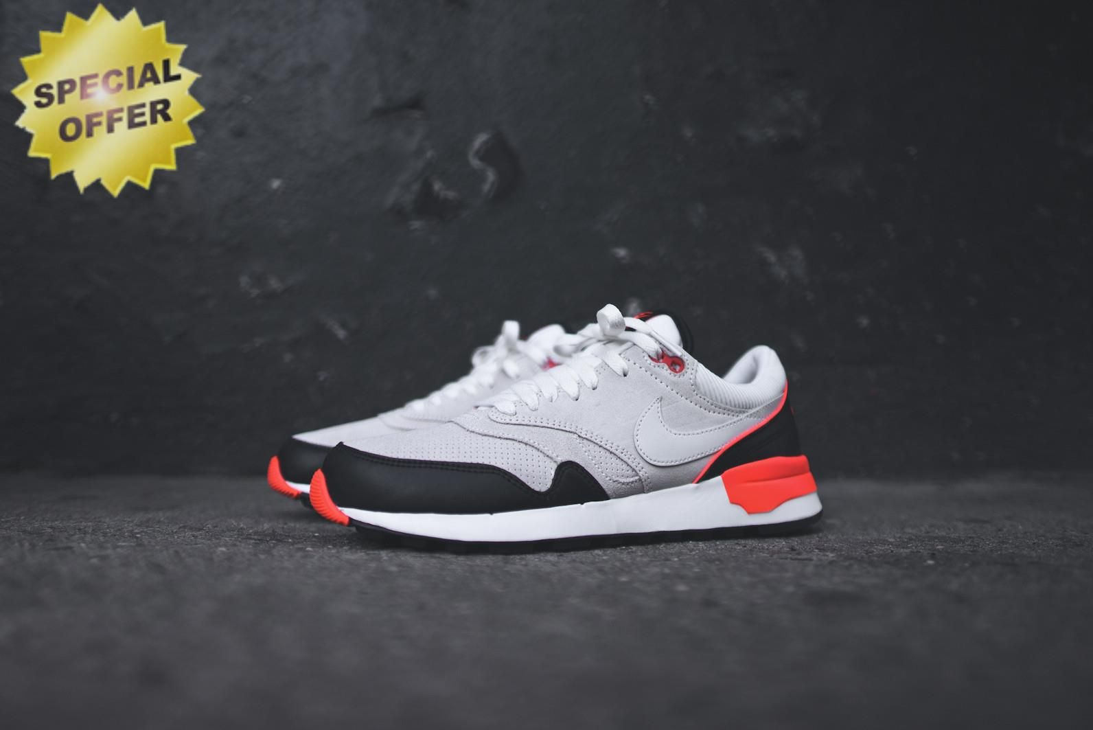 quality design 43b35 04d16 Where Can I Find Nike Air Odyssey LTR 684773-100 Summit White   Black   Bright  Crimson
