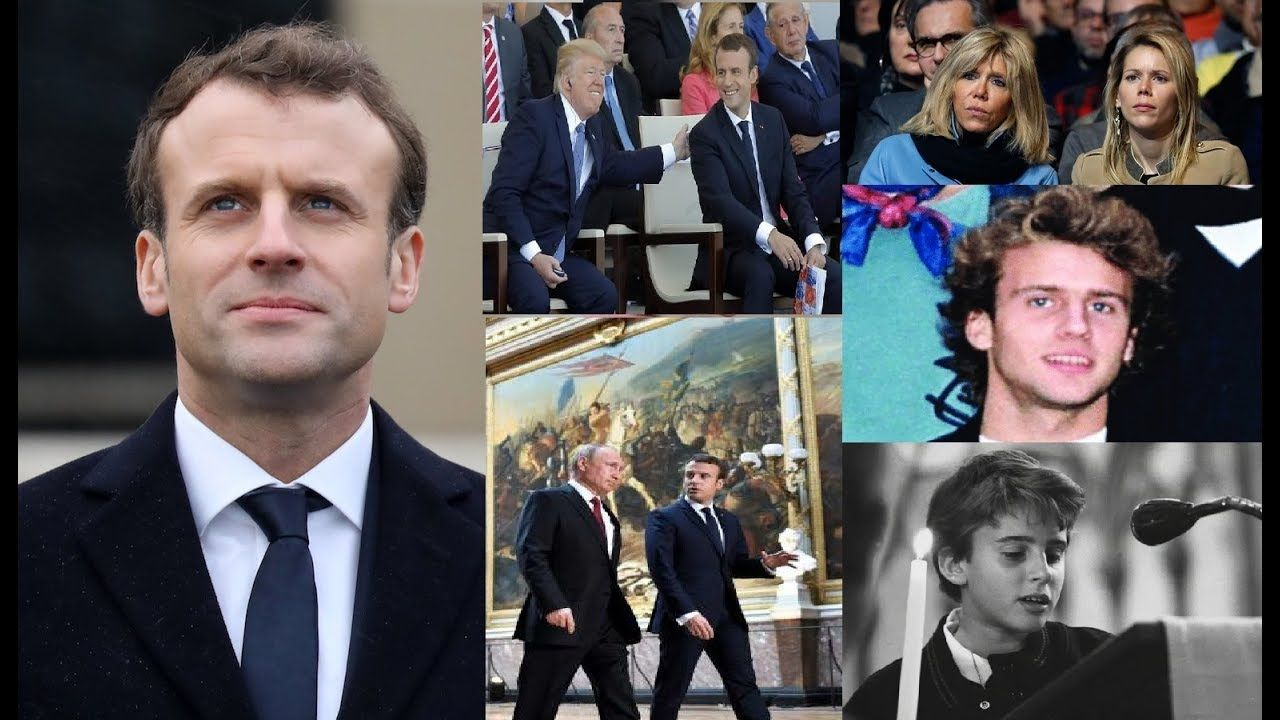 Emmanuel Macron Biography Family Net Worth Facts House Cars Edu Macron President