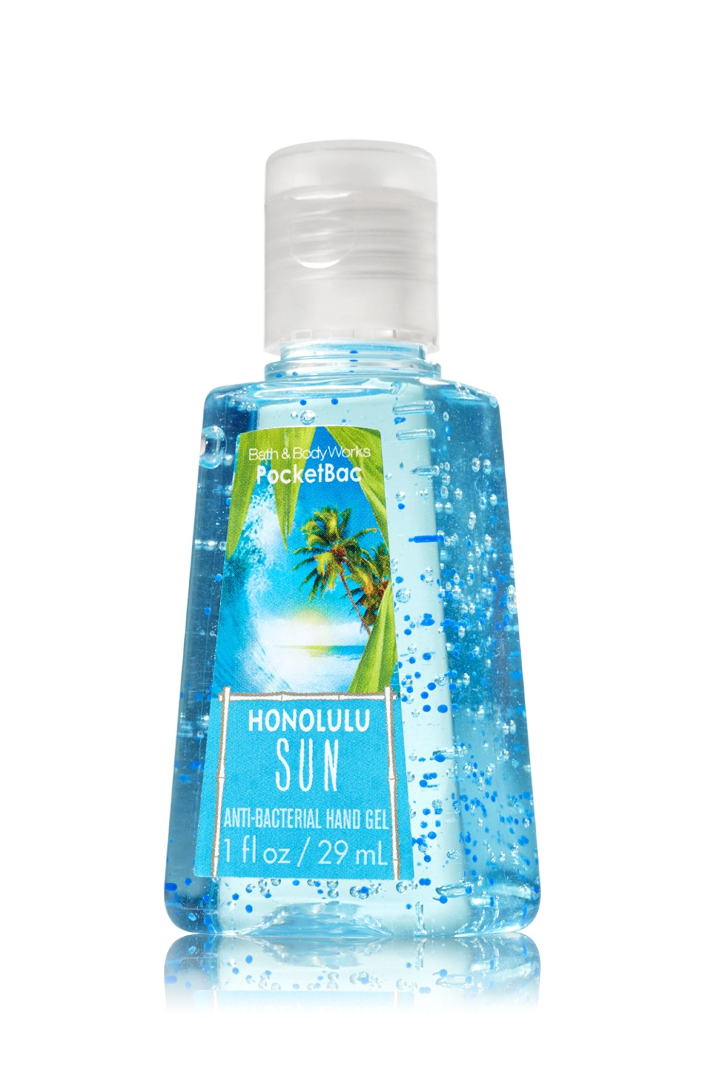 Honolulu Sun Coconut Bath & Body Works PocketBac Sanitizing Hand Gel ...