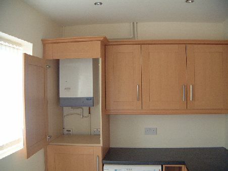 Boiler in a 600mm cupboard google search kitchen ideas for Kitchen unit for boiler