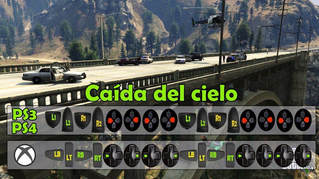 Caida Del Cielo Gta5 Trucos Para Gta V Trucos De Gta 5 Trucos Gta V