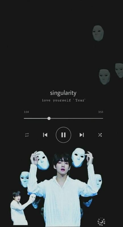55 Super Ideas For Bts Wallpaper Taehyung Singularity Bts Wallpaper Lyrics Bts Wallpaper Bts Playlist