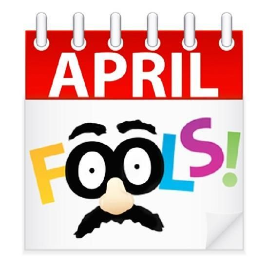 April Calendar Clipart : April fools day clip art calendar free images pictures
