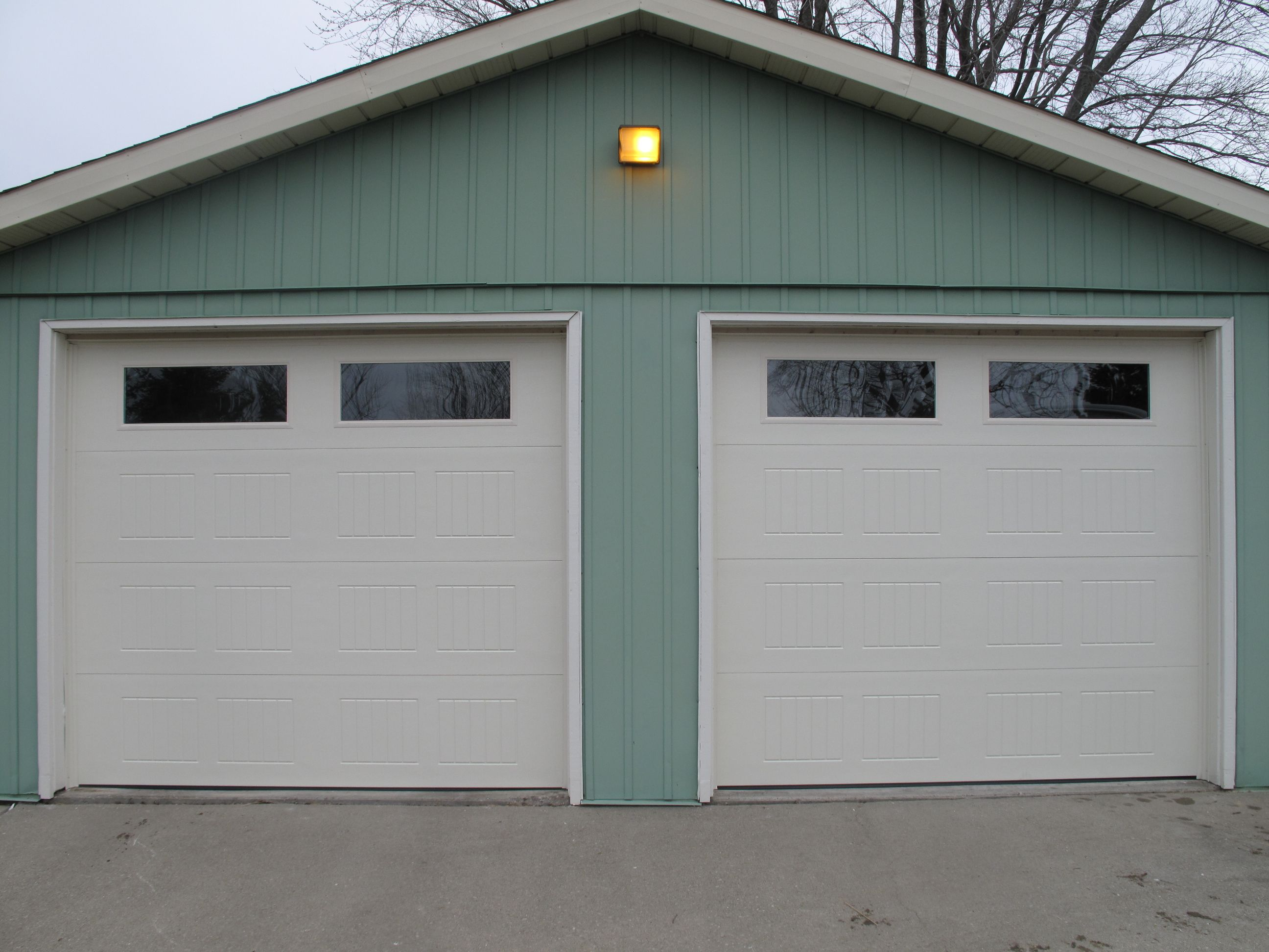 wood garage grove hottechreviews best us of door house stock carriage tudor beautiful city