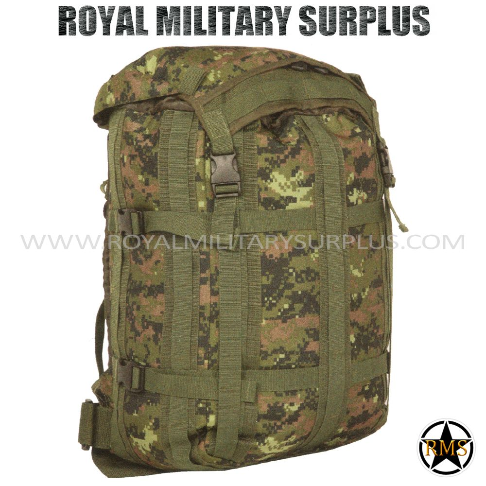 4a25f7d99247 Backpack - Tactical Daypack - CADPAT (Temperate Woodland) - 139.95  (CAD)