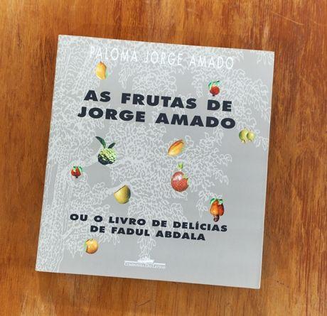 Livro: As frutas de Jorge Amado