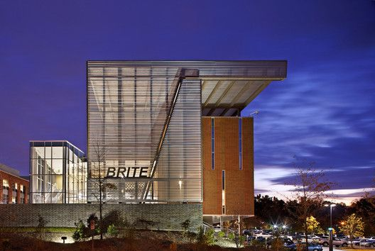 Biomanufacturing Research Institute And Technology Enterprise Brite Facility The Freelon Group Architects Architecture Architect Industrial Architecture