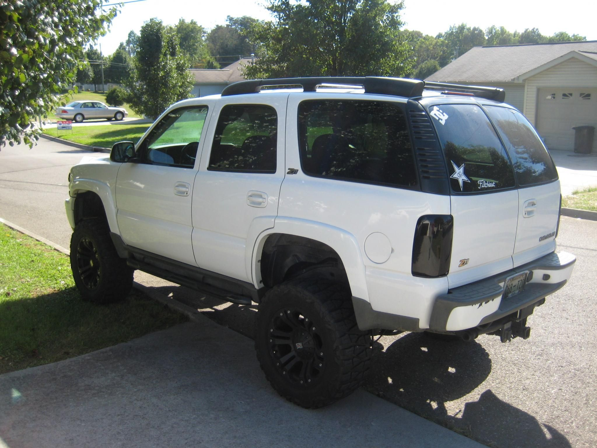 Wtt 2002 tahoe lifted camaro and firebird forum discussion
