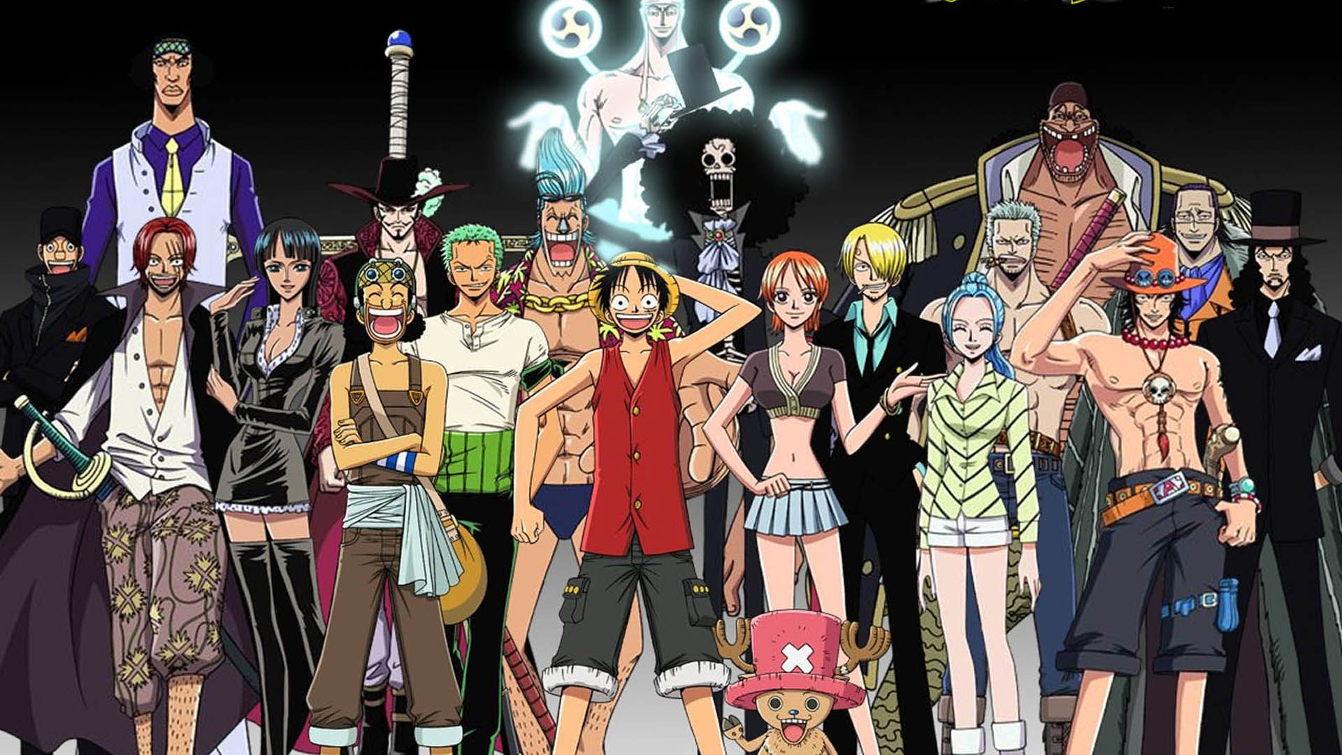 Anime One Piece One piece anime, One piece images, One