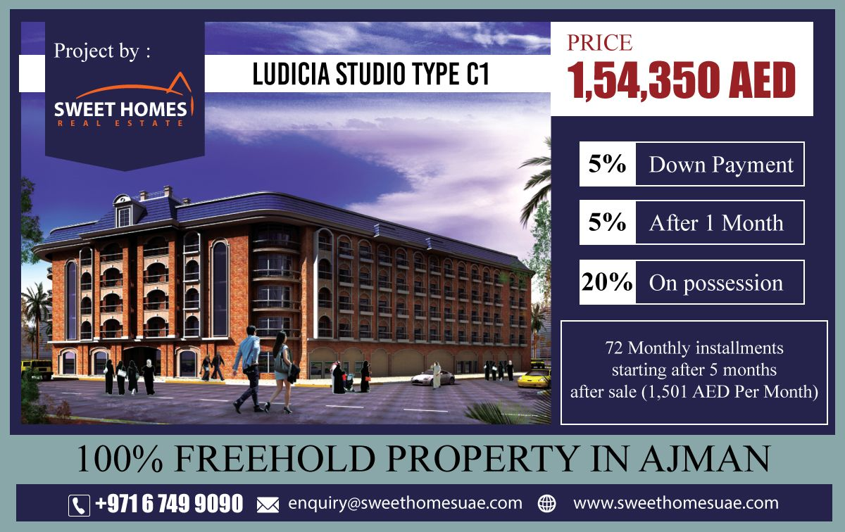 The Apartment Is Modern Style Designed With Beautiful View In Calm Place To Live With This French Style Building Compris Apartments For Sale Ajman Estate Homes