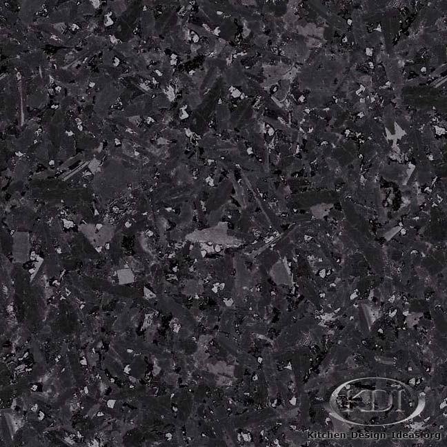 Antiqued Marble Countertops: Cambrian Black Antiqued Granite